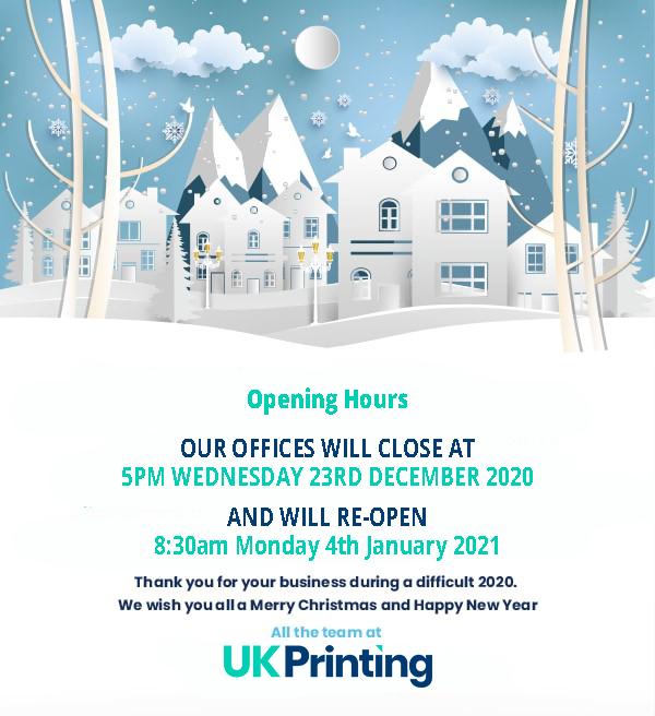 Christmas Opening