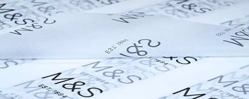 M&S Tissue Paper