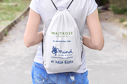 Mind Waitrose Bag