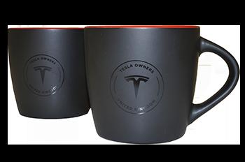 Tesla Owners Group Mug