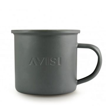 Etched Mug