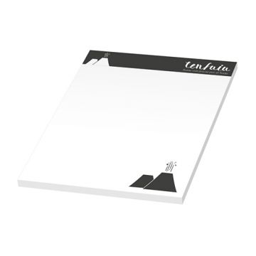 Budget A6 Scribble Notepad