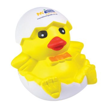 Stress Easter Chick