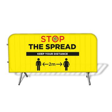 Stop The Spread Barrier Jacket