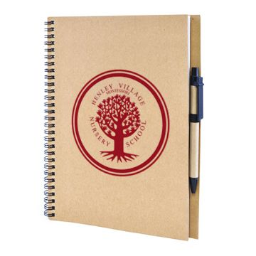 Lacrimoso A4 Recycled Wiro Notebook