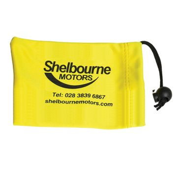Microfibre Wheel Nut Bag