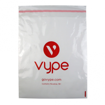 White 10 x 13 Mailing Bags