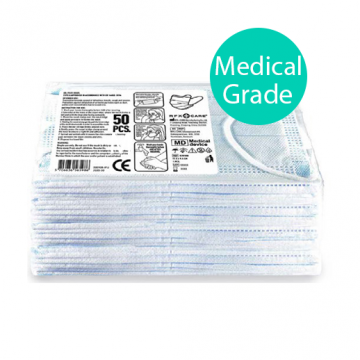 Surgical Face Mask Pack of 50