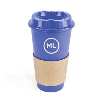 Cafe 500ml Takeout Mug