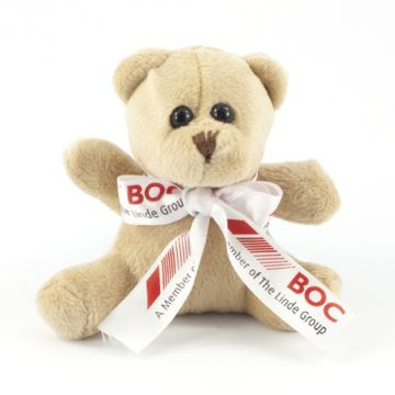 10cm Mini Bear with Bow
