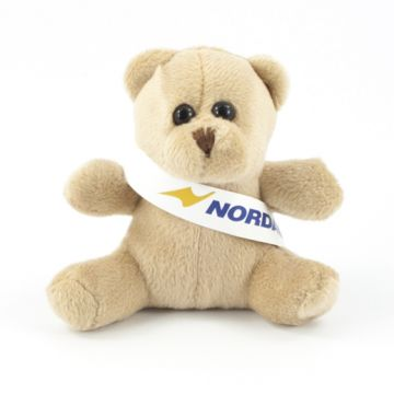 10cm Mini Bear with Sash