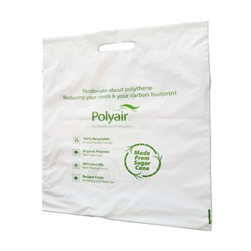 Polyair Sugar Cane Carrier Bags