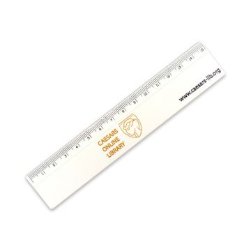 15cm Recycled Plastic Ruler