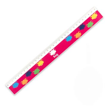 30cm Recycled Plastic Ruler