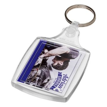 S6 Plastic Clip Classic Keyrings