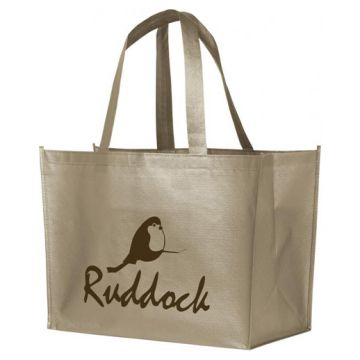 Alloy Laminated Tote Bag