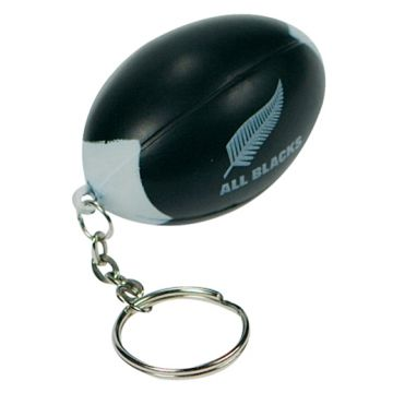 Stress Rugby Ball Keyring