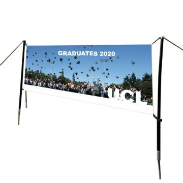Outdoor Tension Sign Banner