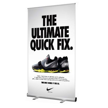 1.2m Wide Roller Banners