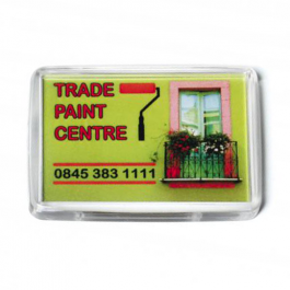 Acrylic Ideal Magnet 40x55mm