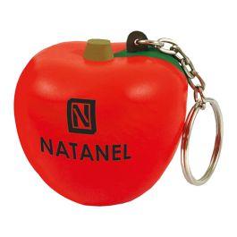 Stress Apple Keyring