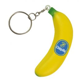 Stress Banana Keyring