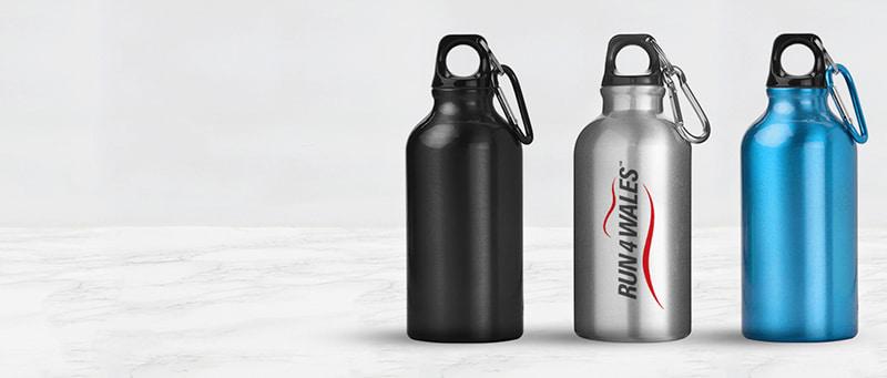 Sports Bottles Mobile Banner